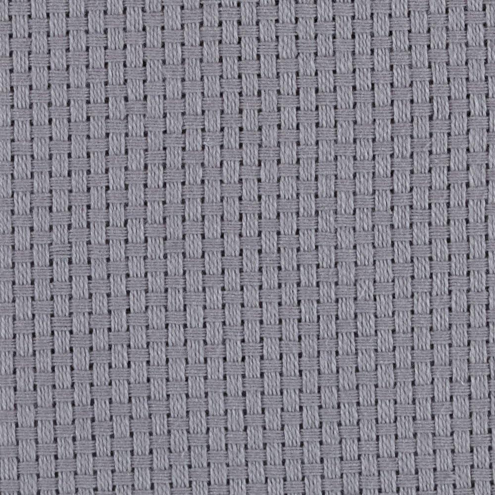 Dallas Mall 60'' Monk's Cloth Grey Ranking TOP8 Fabric