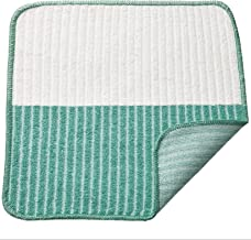 Ikea VARFINT 2 Piece Pack Patterned Dish-Cloth, 10x10 (25x25 cm)