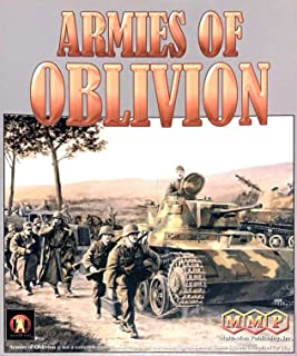 MMP: Armies of Oblivion Module for The ASL Advanced Squad Leader Games Series, 2nd (2018) Edition