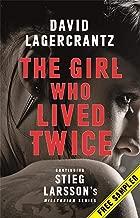 The Girl Who Lived Twice: A Dragon Tattoo Sampler (English Edition)