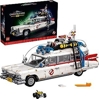 LEGO10274CreatorExpertECTO-1SOSFantômes,JeudeVoitureàConstruirepourAdultes,modèledeCollectionàExposer
