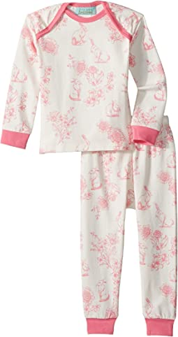 BedHead Kids - Long Sleeve Baby Two-Piece Set (Infant)