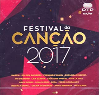 Festival da Cancao 2017 CD 2017