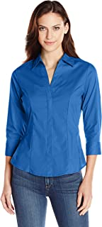 Women's Easy Care ¾ Sleeve Woven Shirt