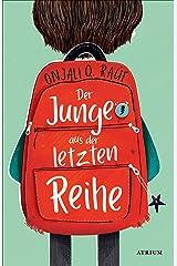 Der Junge aus der letzten Reihe (German Edition) Kindle Edition