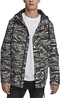 Urban Classics Men's Tiger Camo Cotton Jacket