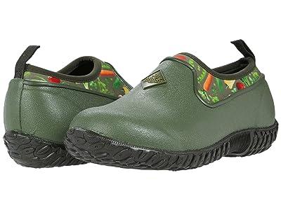 The Original Muck Boot Company Muckster II Low (Green Veggie Print) Women