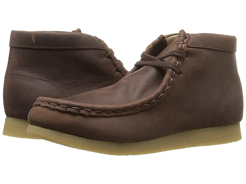 FootMates Wally (Toddler/Little Kid) (Brown Oiled) Boy