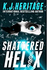 Shattered Helix: A page-turning, action-packed, hard sci-fi thriller (Vatic Series Book 1) Kindle Edition