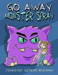 Go Away Monster Spray (English Edition)