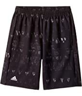 adidas Kids - Essex Trend Bermuda Shorts (Little Kids/Big Kids)