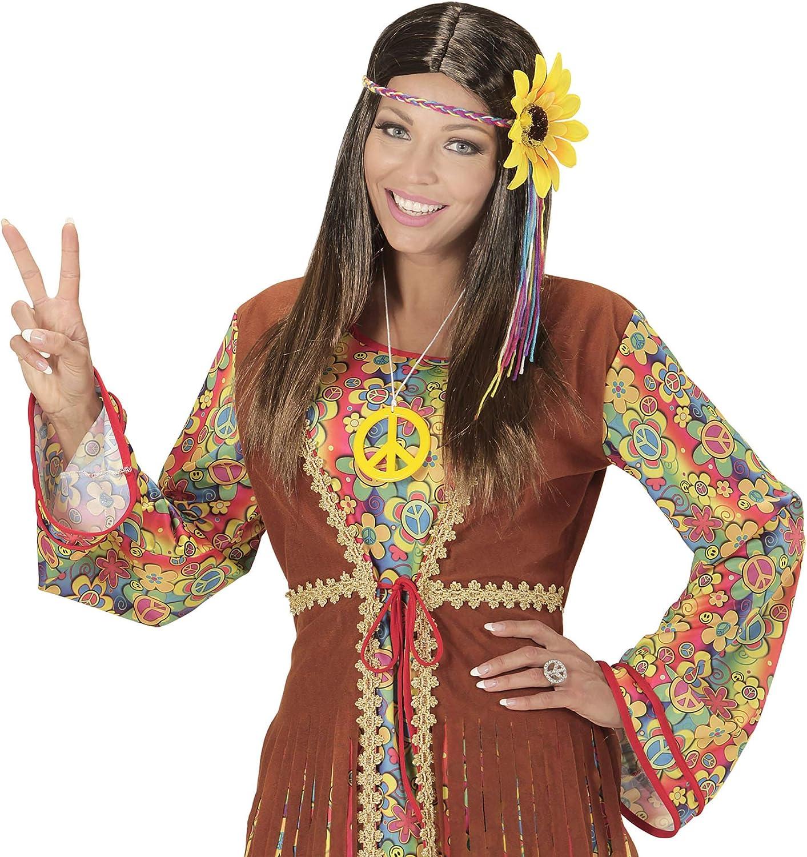Widmann perruque Hippie One Size