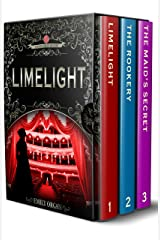 The Penny Green Victorian Mystery Series: Books 1-3 (The Penny Green Series Boxset Book 1) Kindle Edition