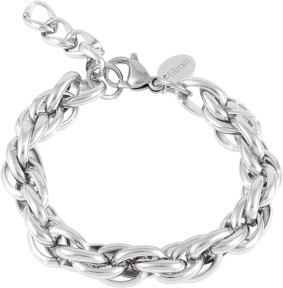Stroili  bracciale per donna in acciaio 1651685