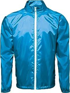 2786 Men's Contrast Lightweight Jacket