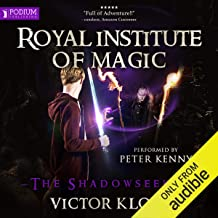 The Shadowseeker: Royal Institute of Magic, Book 2