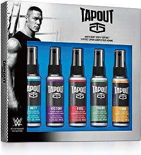 مجموعه هدیه اسپری پنج پکیج روی مردان Tapout
