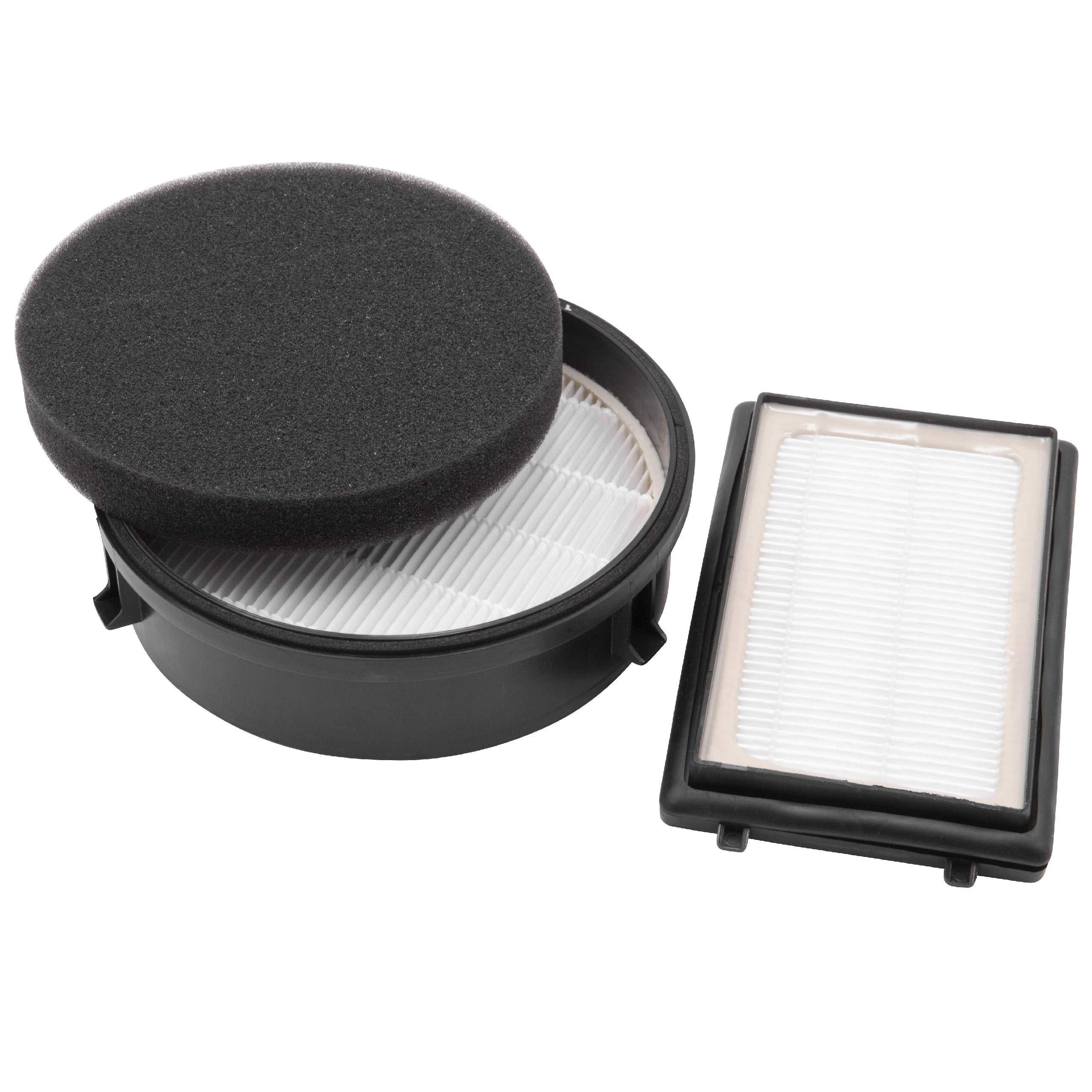 vhbw Set filtros aspiradora compatible con aspiradoras AEG ACC ...