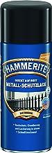 AKZO NOBEL (DIY Hammerite) metalen beschermende lak glanzend zwart 0,400 L, 5087590 Kleur: Zwart