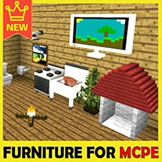 Furniture Mod for Mine Craft New