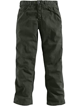 Carhartt Flame-Resistant (FR) Canvas Pants