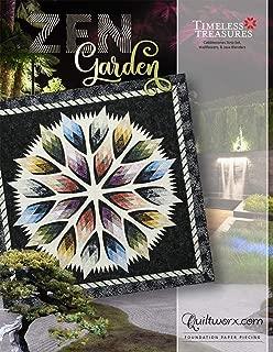 Quiltworx - Judy Niemeyer Quilting JNQ00257P5 Zen Garden Pattern