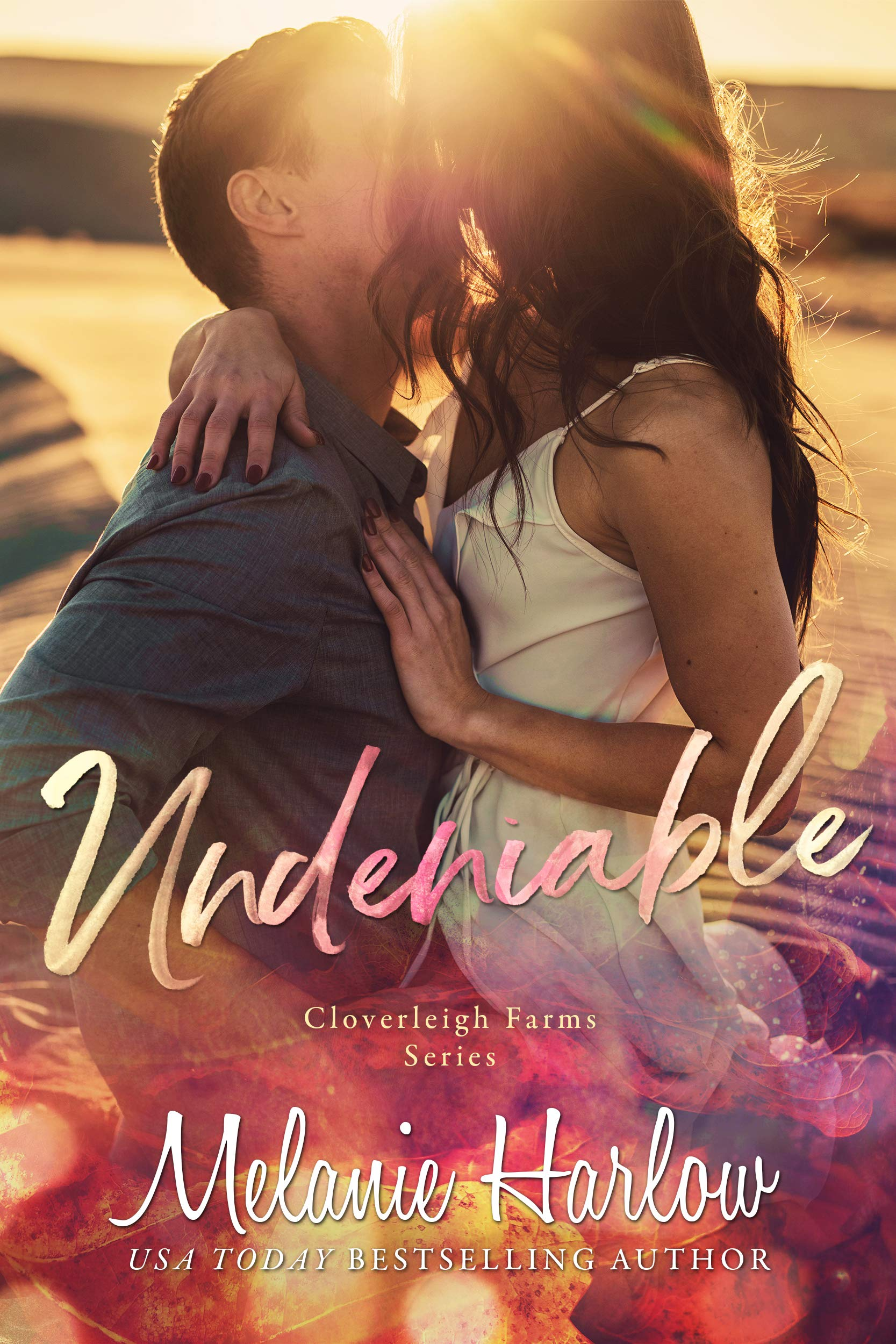 Undeniable: A Small Town Enemies to Lovers Romance (Cloverleigh Farms Book 2)