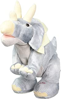 Cuddle Barn Triceratops Roar and More Plush Dinosaur