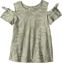 Lucky Brand Kids - Hyacinth Tee (Little Kids)
