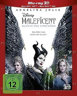 Maleficent-Mächte der Finsternis: Blu-Ray 3D + 2D [Import]