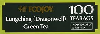 Foojoy Lungching Green Tea 100 Tea Bags