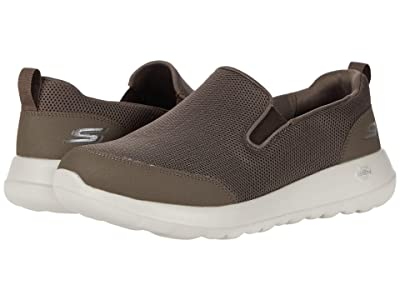 SKECHERS Performance Go Walk Max Clinched (Khaki) Men