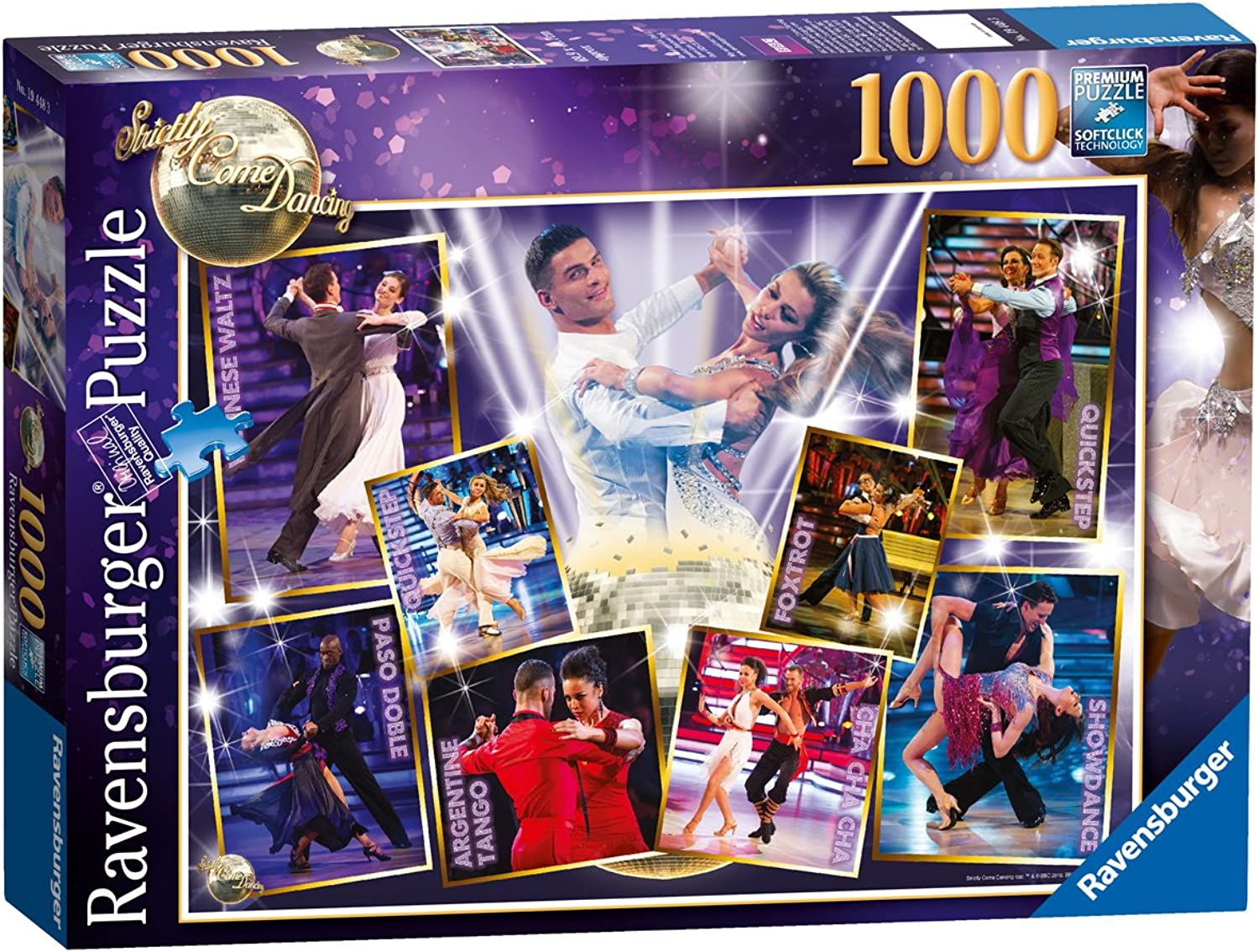 Ravensburger Strictly Come Dancing (1000 Pieces)