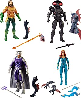 DC Comics Multiverse Aquaman, Black Manta, Orm and Mera 6