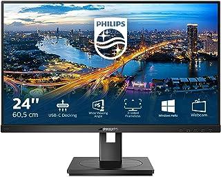 """Philips B Line 243B1/00 Computer Monitor 60.5 cm (23.8"""") 1920 x 1080 Pixels Full HD LED Flat Black B Line 243B1/00, 60.5 c..."""