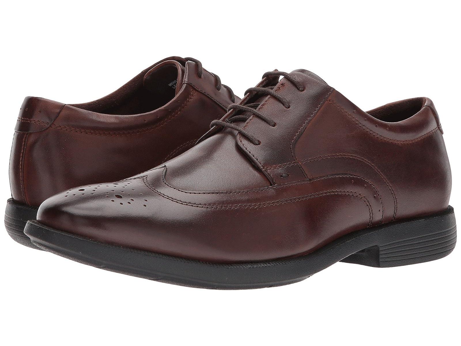 Nunn Bush Decker Wingtip Oxford with KORE Walking Comfort TechnologyAtmospheric grades have affordable shoes