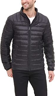 Men's Lightweight Water Resistant Packable Down Puffer...