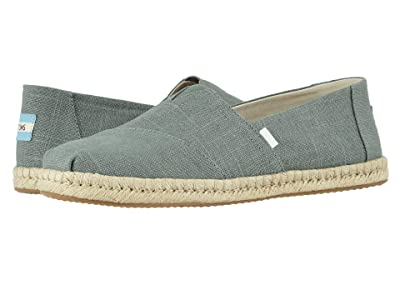 TOMS Alpargata (Bonsai Green) Men