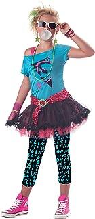 California Costumes 80's Valley Girl Child Costume, Small