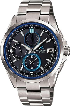 [カシオ]CASIO 腕時計 オシアナス CLASSIC 電波ソーラー OCW-T2600-1AJF メンズ