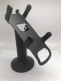 Swivel and Tilt Dejavoo Z8/Z11 Terminal Stand, Screw-in and Adhesive (Black)