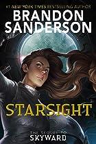 Cover image of Starsight by Brandon Sanderson