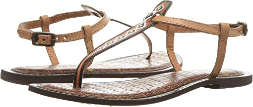 Natural Painted Tribal Leather