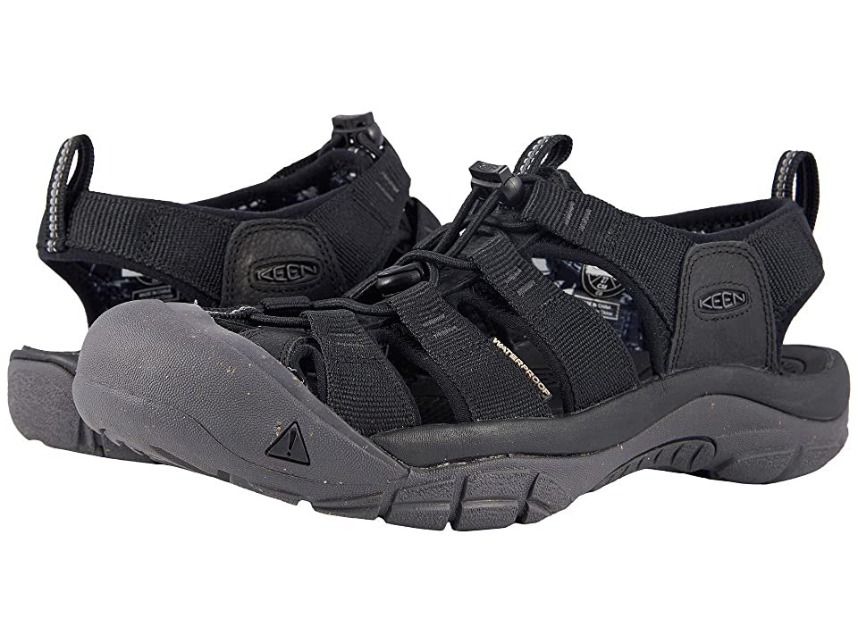 Keen Newport Eco (Black/Magnet) Men