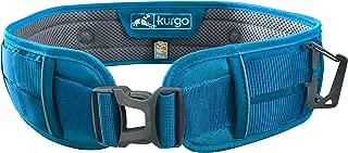 Kurgo Hands Free Dog Running Belt   Leash Waist Belt for Dogs   Crossbody Walking Belt for Dogs   Reflective   MOLLE Compatible   for Jogging & Hiking   RSG Utility Belt & Sling Thing