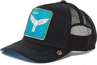 Animal Farm 'Peace Keeper' Dove Snapback Trucker Hat Black