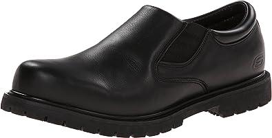 Skechers for Work Men's Cottonwood Slip Resistant Loafers