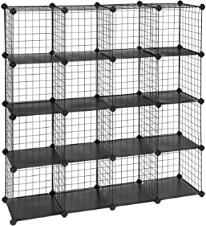 Best metal wire bins Reviews