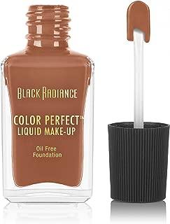 Black Radiance Color Perfect Liquid Make-Up, Pecan, 1 Fluid Ounce