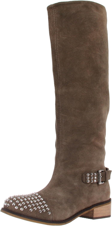 Kelsi Dagger Brooklyn Women's Rover Knee-High Boot Beige
